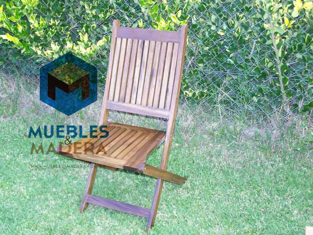 Sillas plegables de incienso muebles de jardin venta de for Sillas de jardin plegables